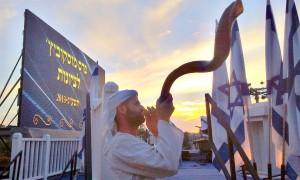 ארוע חלוקת פרס מוסקוביץ להתישבות בעיר דוד